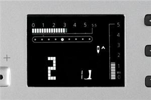 Modernes LCD-Display