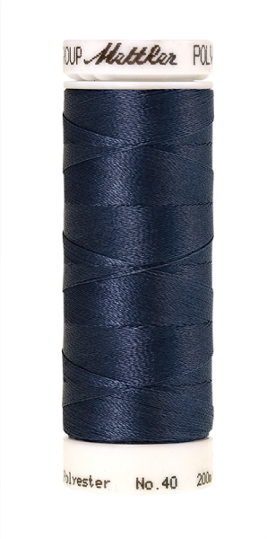 Stickgarn 200 Meter, Farbe:3654,Amann Poly Sheen (Restposten)
