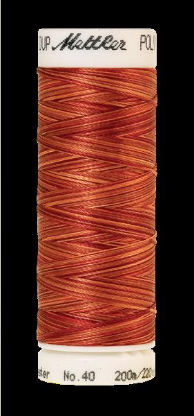 Stickgarn 200 Meter, Farbe:9934, Amann Poly Sheen Multi