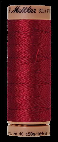 Nähgarn 150 Meter, Farbe:0105, Mettler Quilting, SILK-FINISH COTTON 40