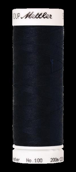 Nähgarn 200 Meter, Farbe:0810, Amann Seralon, Polyester