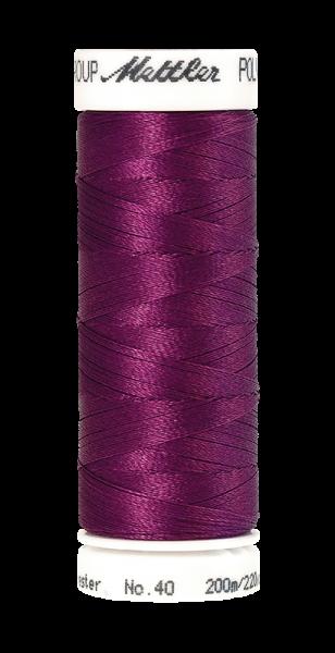 Stickgarn 200 Meter, Farbe:2504, Amann Poly Sheen