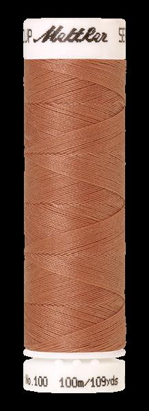 Nähgarn 100 Meter, Farbe:0633, Amann Seralon, Polyester