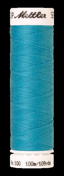 Nähgarn 100 Meter, Farbe:2126, Amann Seralon, Polyester