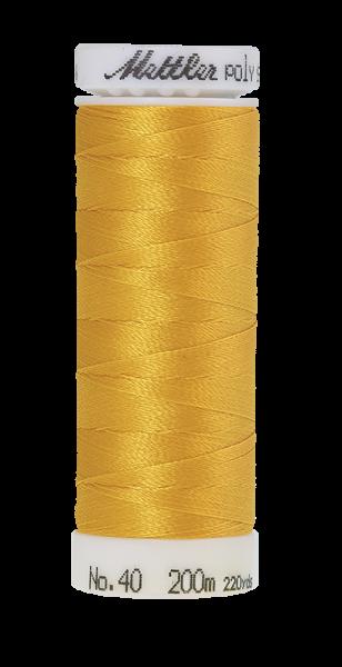 Stickgarn 200 Meter, Farbe:0504, Amann Poly Sheen