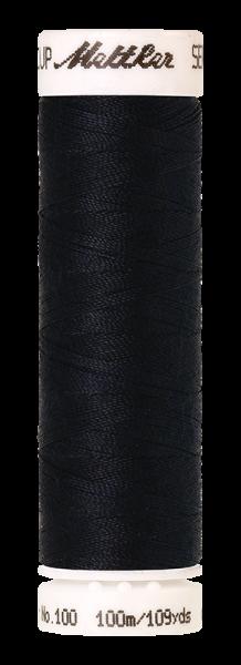 Nähgarn 100 Meter, Farbe:0827, Amann Seralon, Polyester