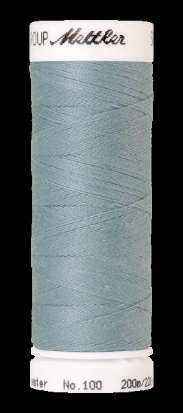 Nähgarn 200 Meter, Farbe:0020, Amann Seralon, Polyester