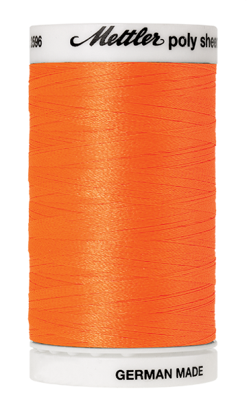 Stickgarn 800 Meter, Farbe:1106, Amann Poly Sheen