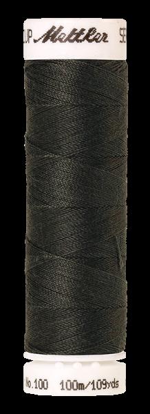 Nähgarn 100 Meter, Farbe:0943, Amann Seralon, Polyester