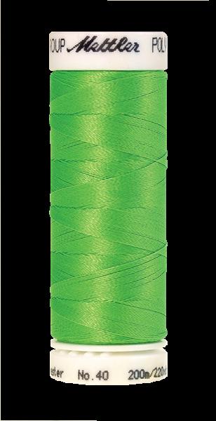 Stickgarn 200 Meter, Farbe:5500, Amann Poly Sheen