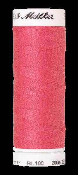 Nähgarn 200 Meter, Farbe:0103, Amann Seralon, Polyester