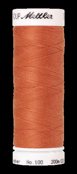 Nähgarn 200 Meter, Farbe:1073, Amann Seralon, Polyester