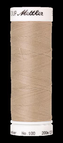 Nähgarn 200 Meter, Farbe:0537, Amann Seralon, Polyester