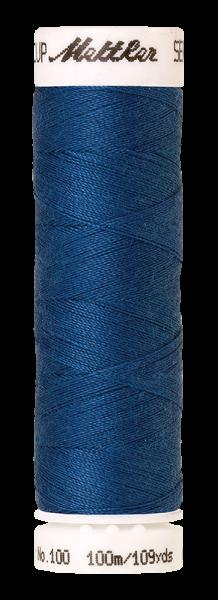 Nähgarn 100 Meter, Farbe:0024, Amann Seralon, Polyester