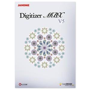 Janome Digitizer MBX V5