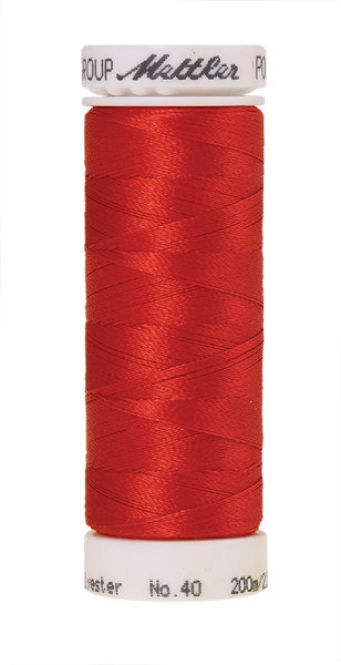 Stickgarn 200 Meter, Farbe:1703, Amann Poly Sheen