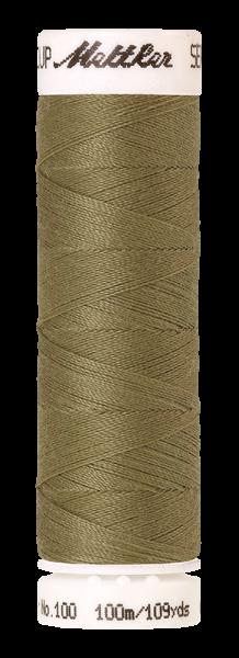 Nähgarn 100 Meter, Farbe:0665, Amann Seralon, Polyester