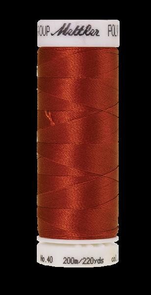 Stickgarn 200 Meter, Farbe:1312, Amann Poly Sheen