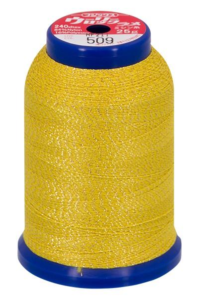 Baby Lock Metallic Bauschgarn 1000m (gelb-gold)