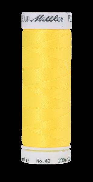 Stickgarn 200 Meter, Farbe:0501, Amann Poly Sheen