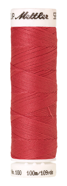 Nähgarn 100 Meter, Farbe:0089, Amann Seralon, Polyester