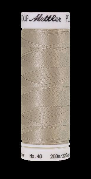 Stickgarn 200 Meter, Farbe:0176, Amann Poly Sheen