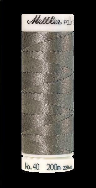 Stickgarn 200 Meter, Farbe:4073, Amann Poly Sheen