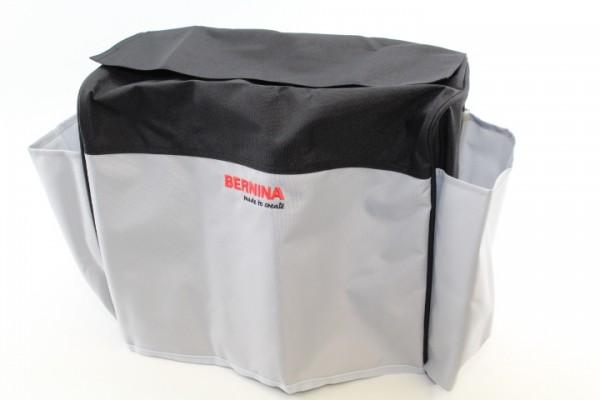 Original Bernina Staubschutzhaube (grau) für die 3er Serie