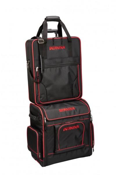 BERNINA Kombi Paket Trolley L und Stickmodultasche L für die NEUE 5er Serie