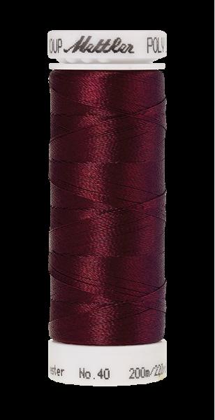 Stickgarn 200 Meter, Farbe:2123, Amann Poly Sheen