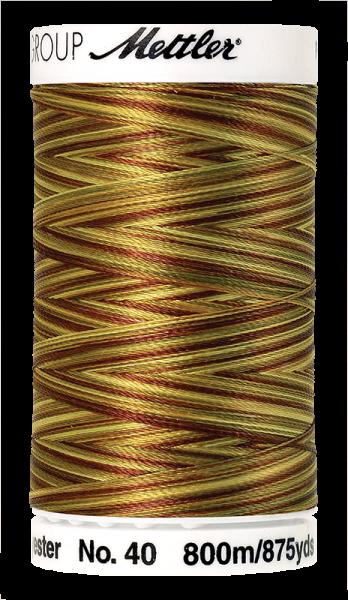 Stickgarn 800 Meter, Farbe:9975, Amann Poly Sheen Multi