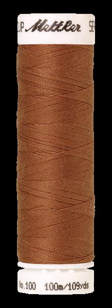 Nähgarn 100 Meter, Farbe:1053, Amann Seralon, Polyester