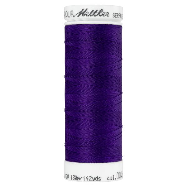 Amann Mettler Seraflex 130m Elastikgarn Nr.0046(lila)