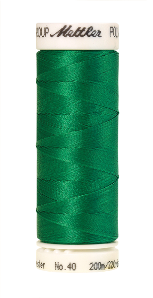 Stickgarn 200 Meter, Farbe:5515, Amann Poly Sheen