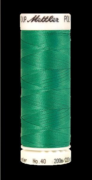 Stickgarn 200 Meter, Farbe:5210, Amann Poly Sheen