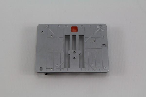 Gerad- und CutWork-Stichplatte