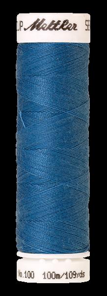 Nähgarn 100 Meter, Farbe:0022, Amann Seralon, Polyester