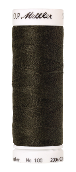 Nähgarn 200 Meter, Farbe:0663, Amann Seralon, Polyester