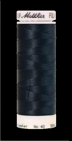 Stickgarn 200 Meter, Farbe:3666,Amann Poly Sheen (Restposten)