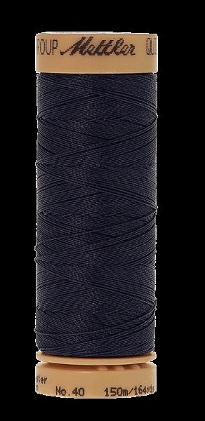 Nähgarn 150 Meter, Farbe:0916, Mettler Quilting, Baumwolle/Polyester, 2fach gewachst