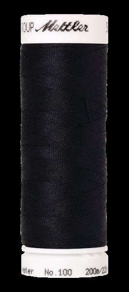 Nähgarn 200 Meter, Farbe:1468, Amann Seralon, Polyester