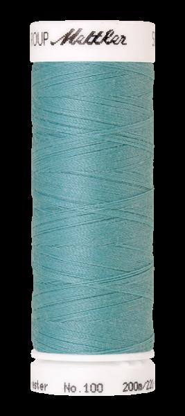 Nähgarn 200 Meter, Farbe:0408, Amann Seralon, Polyester