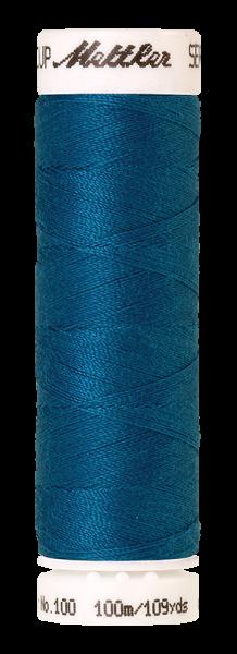 Nähgarn 100 Meter, Farbe:0999, Amann Seralon, Polyester