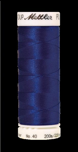 Stickgarn 200 Meter, Farbe:3544, Amann Poly Sheen
