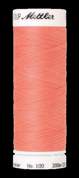 Nähgarn 200 Meter, Farbe:0076, Amann Seralon, Polyester