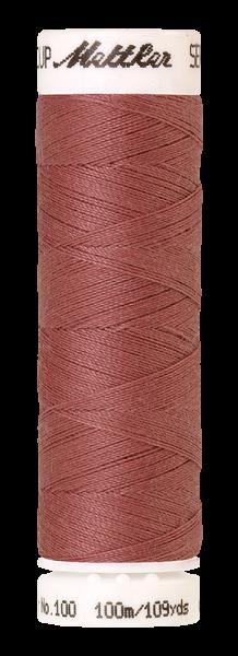 Nähgarn 100 Meter, Farbe:0638, Amann Seralon, Polyester