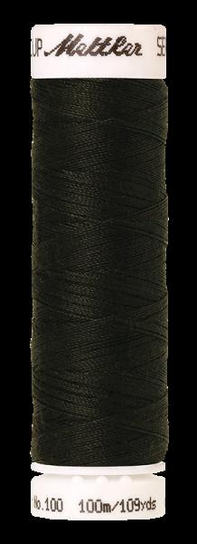 Nähgarn 100 Meter, Farbe:0719, Amann Seralon, Polyester