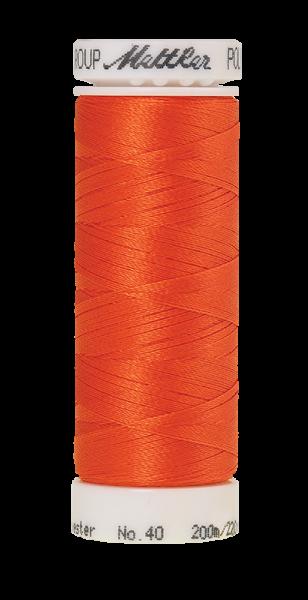 Stickgarn 200 Meter, Farbe:1300, Amann Poly Sheen