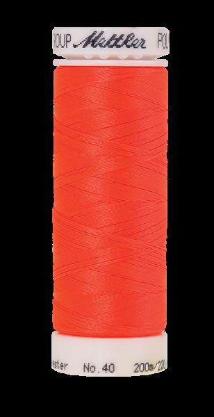 Stickgarn 200 Meter, Farbe:1306, Amann Poly Sheen