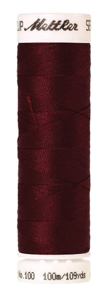 Nähgarn 100 Meter, Farbe:0098, Amann Seralon, Polyester